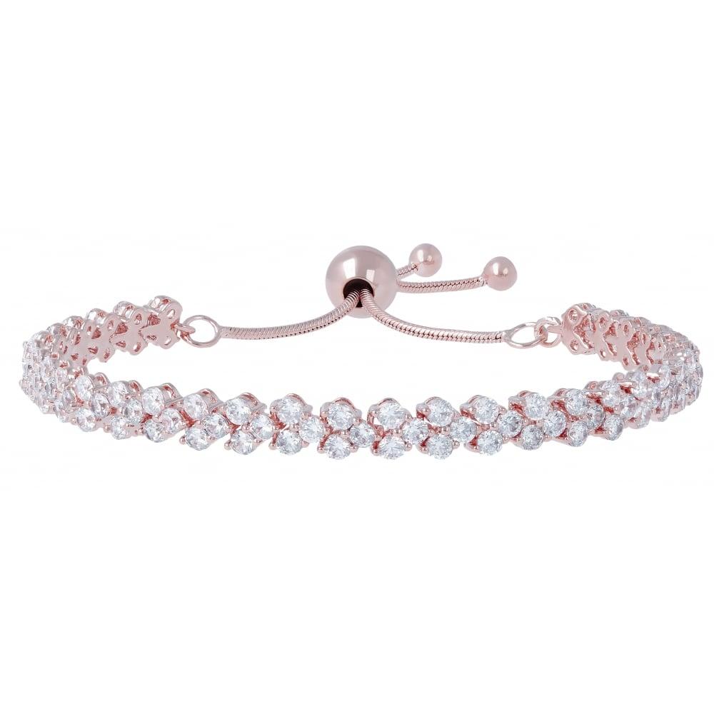 Bronzallure Altissima Bracelet Rose Gold - Bracelets from Faith ...