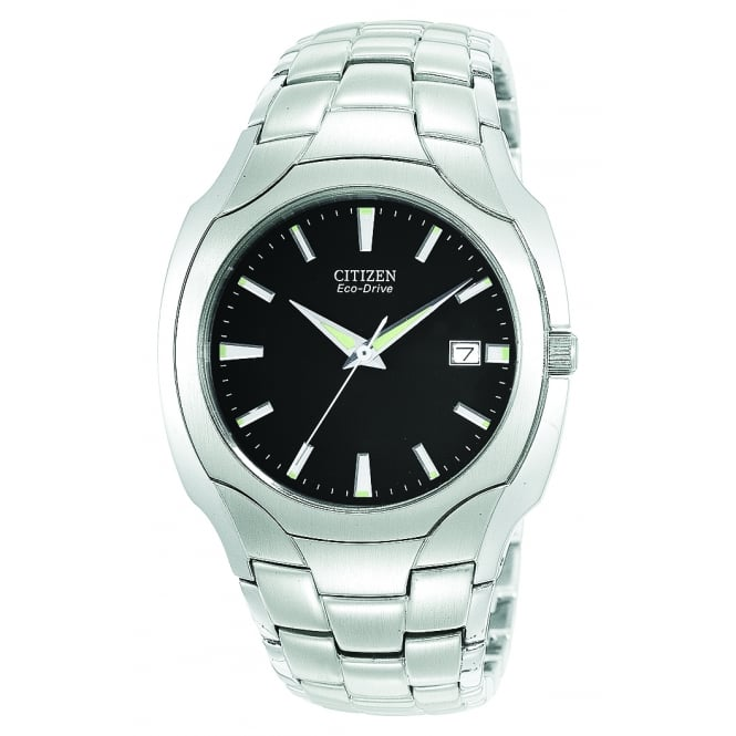 Citizen Watch Gents Eco-Drive Bracelet