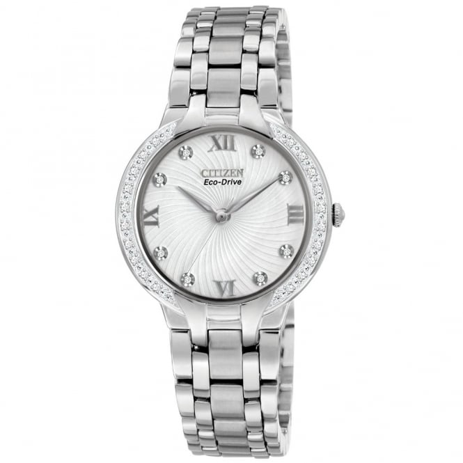 Citizen Watch Ladies Eco-Drive Bella
