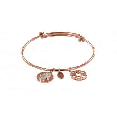Coco88 Maddy Rose Gold Bracelet