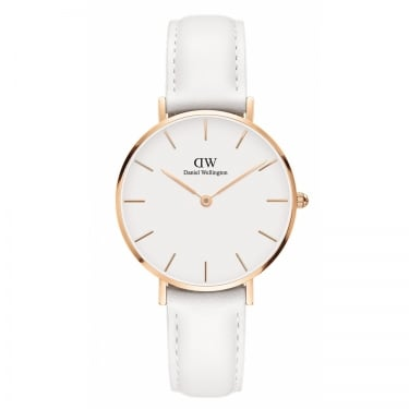 Daniel Wellington Classic Petite Bondi Rose Gold 32mm Watch