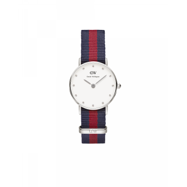 Daniel Wellington Classy Oxford Silver 26mm Watch
