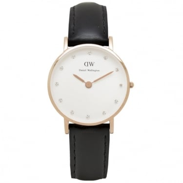 Daniel Wellington Classy Sheffield Rose Gold 26mm Watch