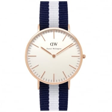 Daniel Wellington Watch Glasgow Rose