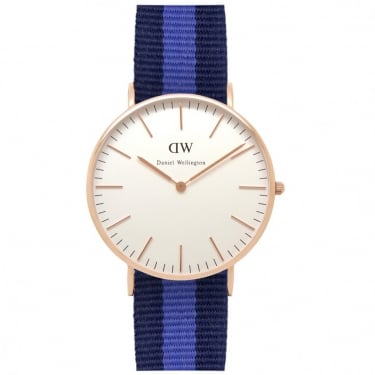 Daniel Wellington Watch Swansea Rose