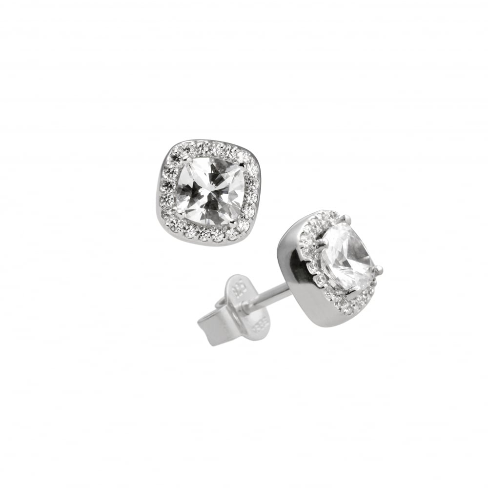 gold cropped rose katherine products swaine earrings zirconia cubic stud cz lifestyle