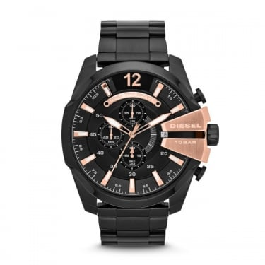 Diesel Gents Mega Chief Chronograph Watch