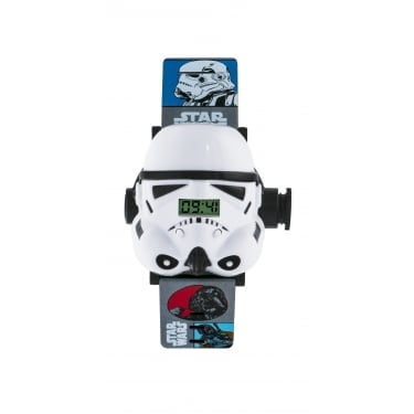 Storm Trooper Projection Watch