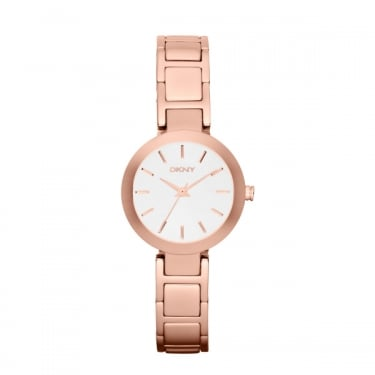 DKNY Stanhope Rose Gold Watch