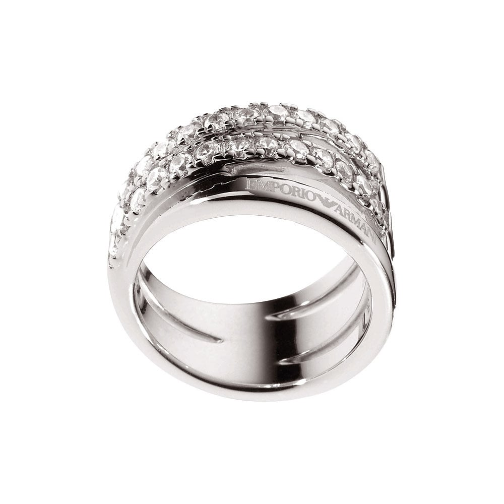 Armani Jewellery Lady Ring