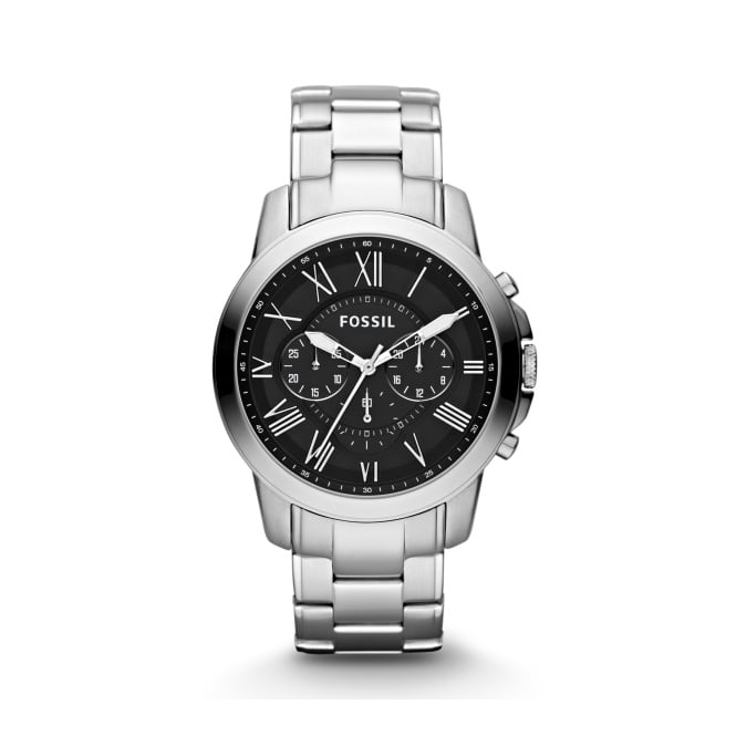 Fossil Gents Grant Chronograph Watch