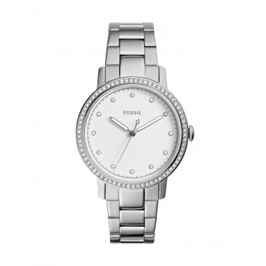 Fossil Ladies Silver Neely Watch