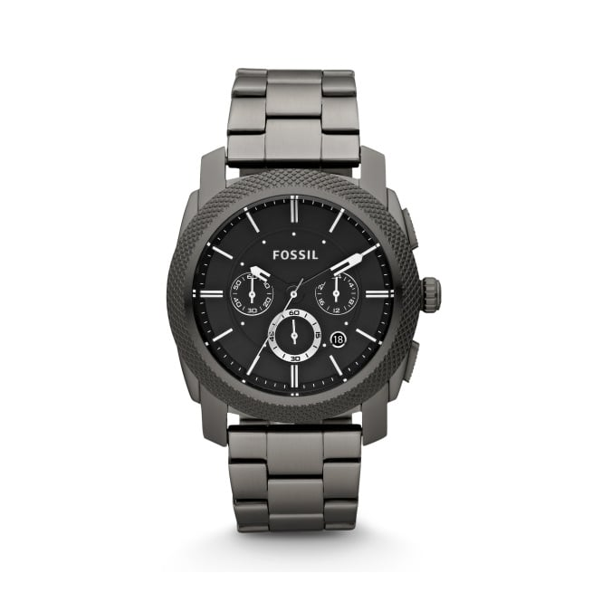 Fossil Mens Machine Chronograph Watch