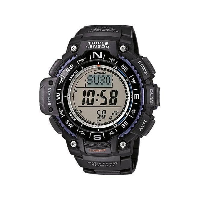 G-Shock Gents Black Sports Watch