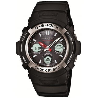 G-Shock Gents Classic Black Watch