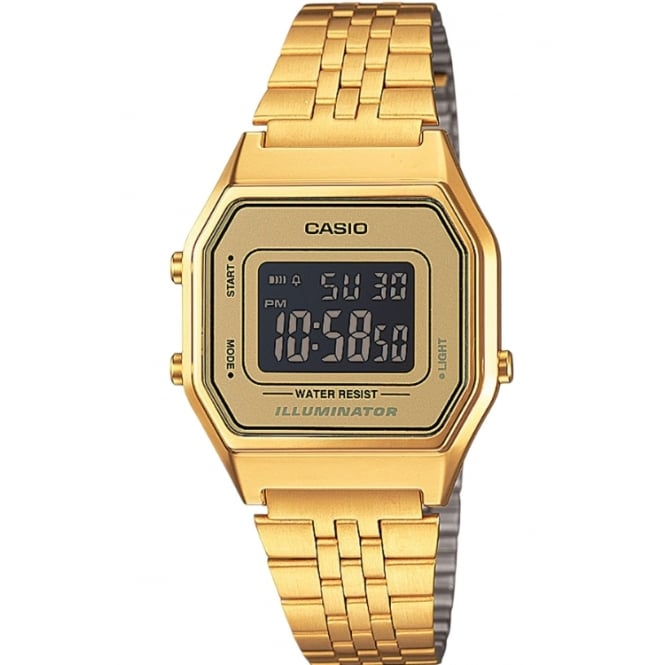G-Shock Gents Yellow Gold Watch