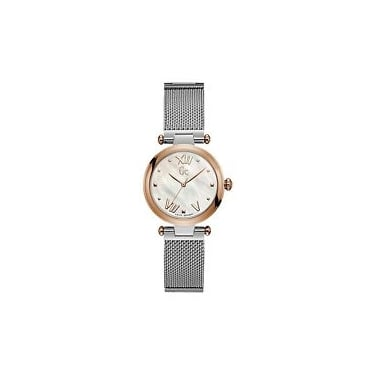 Guess Collection Ladies Pure Chic Silver Watch