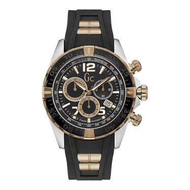 Guess Collection Mens Sportracer Chronograph Watch