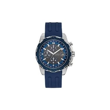 Guess Gents Navy Octane Watch