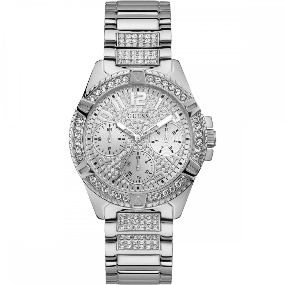 Ladies Frontier Silver Watch