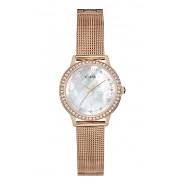 Guess Ladies Watch Rose Chelsea