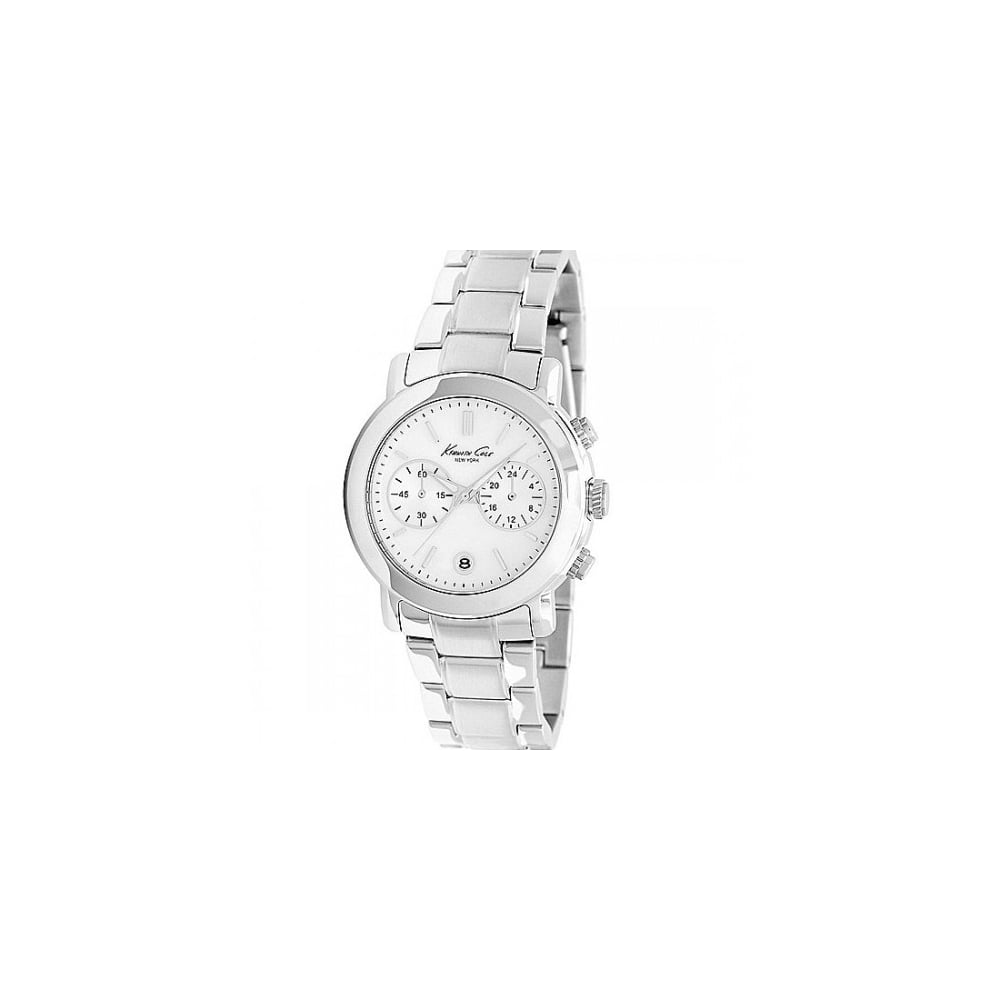 Kenneth Cole Kenneth Cole Ladies Silver Watch