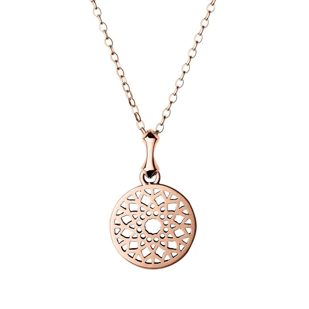 Links of london timeless small rose gold pendant jewellery from links of london timeless small rose gold pendant aloadofball Choice Image