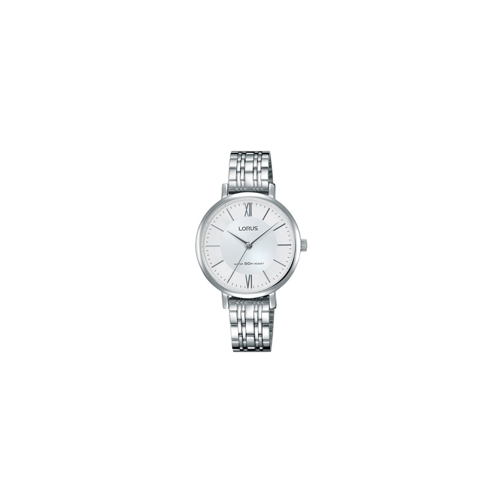 95aca9a7a5d6b Lorus Ladies Silver Watch - Women s Watches from Faith Jewellers UK