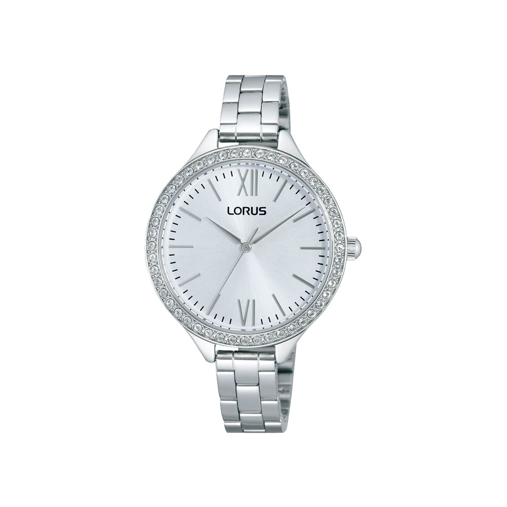 3f23fe821ecd0 Lorus Ladies Silver Watch - Watches from Faith Jewellers UK