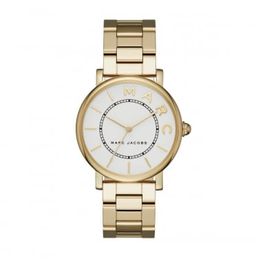 Marc by Marc Jacobs Roxy Yellow Gold Watch