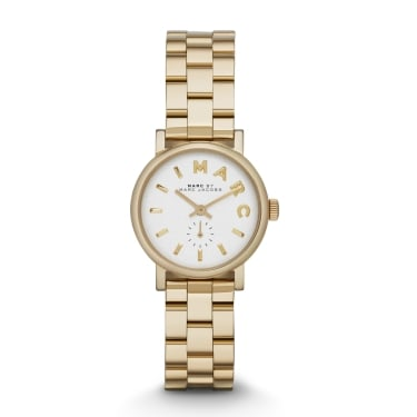 Marc Jacobs Ladies Baker Yellow Gold Watch Dled by supplier July 2015