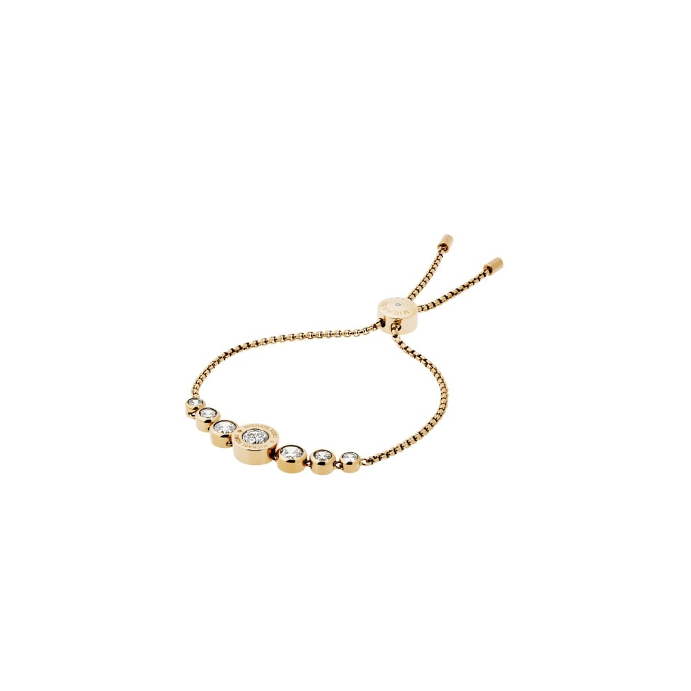michael kors brilliance yellow gold bracelet bracelets from faith rh faithjewellers co uk  michael kors bracelet sale uk