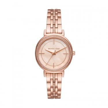 Michael Kors Cinthia Pink Ladies Watch