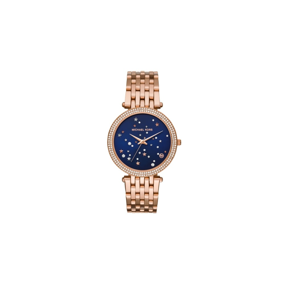 Michael Kors Diamond Face Watch