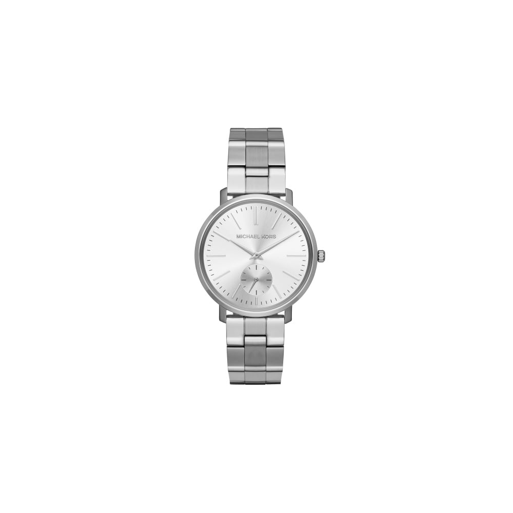 0876cce58255 Michael Kors Ladies Silver Jaryn Watch - Watches from Faith Jewellers UK