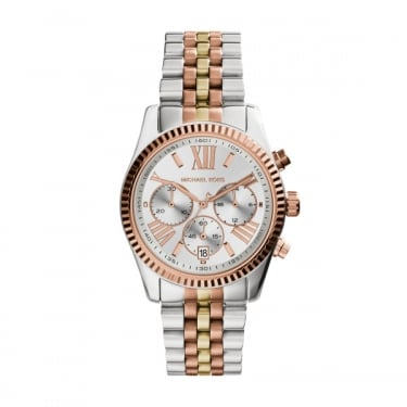 Michael Kors Lexington Bi-Metal Ladies Watch