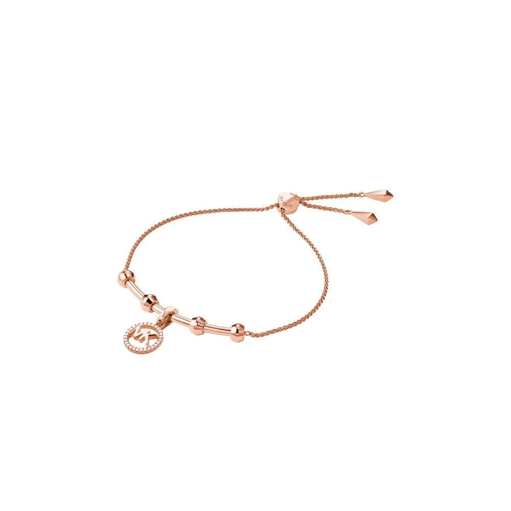 716b358cedc8 Michael Kors Premium Rose Gold Bracelet - Bracelets from Faith ...