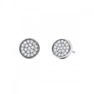 58618bdba Michael Kors Premium Silver Earrings Online Exclusive Sale