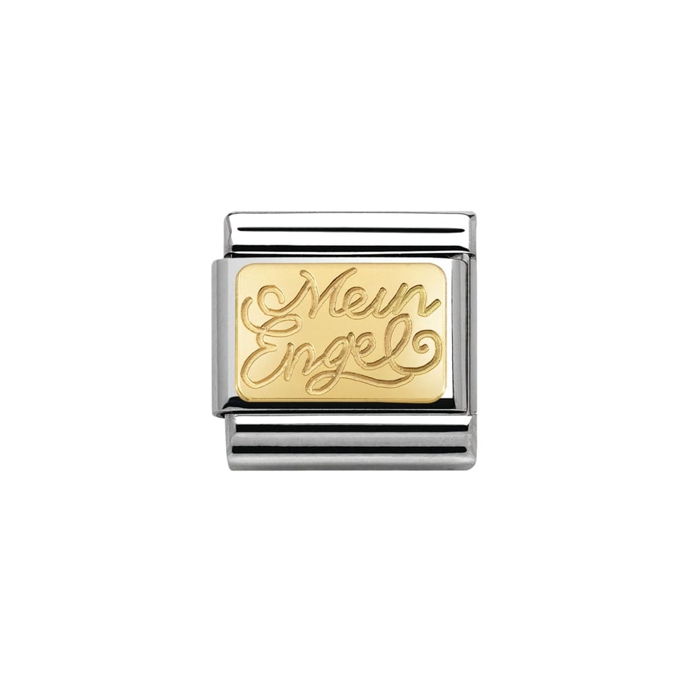 Nomination Mein Angel Charm - Charms from Faith Jewellers UK a45498737c