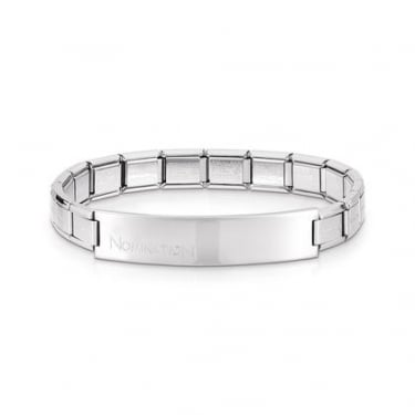 Nomination Trendsetter Gents Stainless Steel Bracelet
