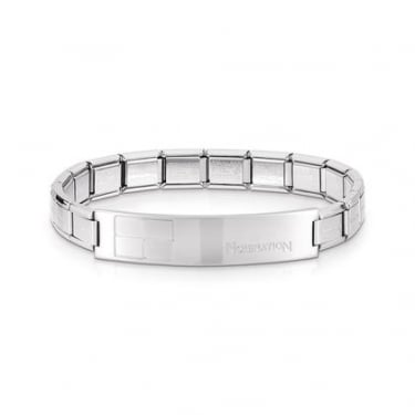 Nomination Trendsetter Shiny Finish Chessboard Bracelet