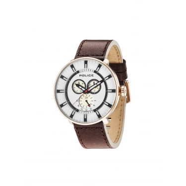 Police League Multifunction Gents Watch