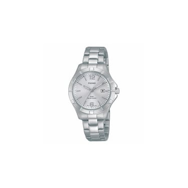Pulsar Ladies Silver Sport Watch
