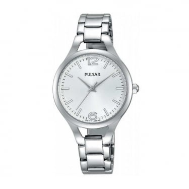 Pulsar Ladies Silver Watch