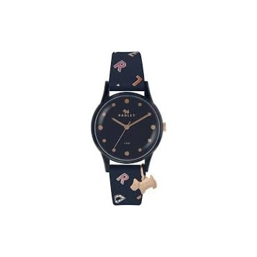 Radley Ladies Navy Watch