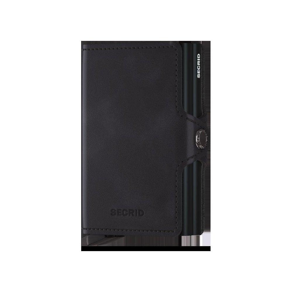 d498c9af629 Secrid Twinwallet Vintage Black - Wallets from Faith Jewellers UK