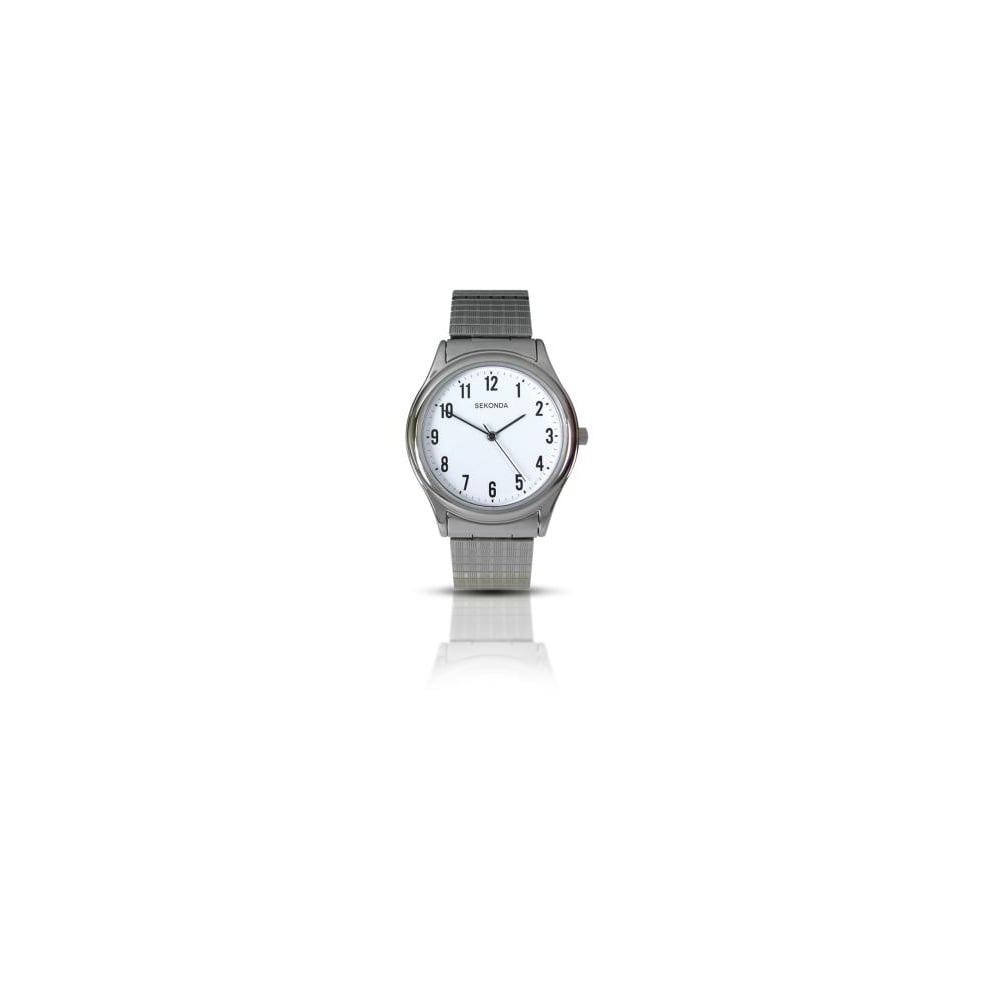 4aec62cca Sekonda Gents Silver Watch - Watches from Faith Jewellers UK