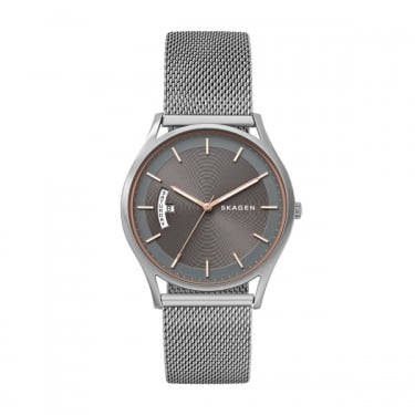 Skagen Gents Grey Holst Watch