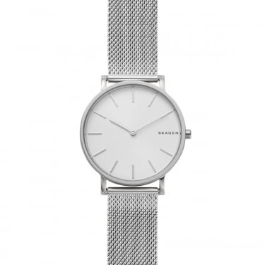 Skagen Gents Hagen Silver Mesh Watch