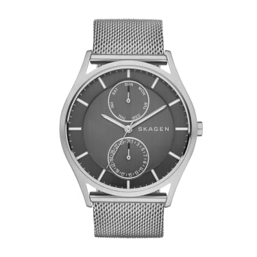 Skagen Holst Refined Silver Watch Mens